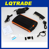 10pcs/lot  /upgrade 23000 MA large capacity / Laptop solar mobile power/ outdoor mobile phone charger