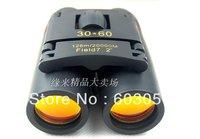 Japanese Sakura Binoculars 30x60 Red Membrane Portable Mini Pocket Telescope Night Vision 20pcs