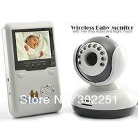 "Wireless Digital IR Baby Monitor Video Talk Camera 2.4"""