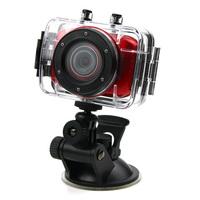 Mini Helmet Waterproof HD Action Camera Sport Outdoor Camcorder DV