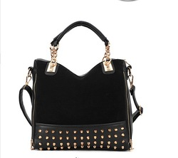 2013 flying birds PU Leather Fashion Women Handbag Ppular Practical Shoulder Bag HD8789 Leather Shoulder Bag handbags(China (Mainland))
