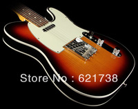 best American Vintage '62 Telecaster Custom Guitar 3-T Sunburst OEM Available Cheap in stock