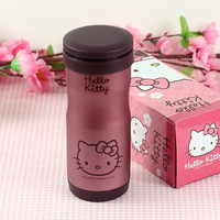 Hot-selling hellokitty bachelor cup readily cup vacuum stainless steel vacuum cup thermos 285g