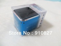 New MD07-U Beatbox, mini speaker, portable soundbox, with USB Micro SD/TF/FM Digital Speaker,5pcs Free Shipping