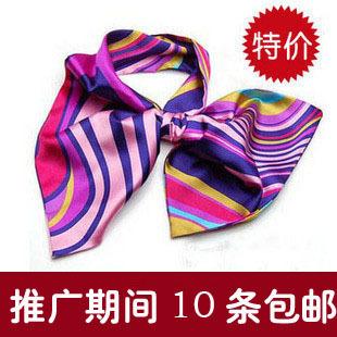 Variety magic silk scarf small facecloth 2011 female
