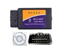 2012 new arrive ELM327 Bluetooth software OBD2 CAN-BUS Scanner Tool. factory ELM327