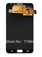 Free Shipping  For Samsung Galaxy Note N7000 Lcd Display Touch Screen Digitizer Assembly Black Color 1pcs/lot