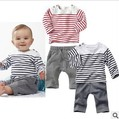 2013 In Stock $9.9/set promotion 2 color hoodies+pants children  clothing set baby suit free shipping