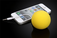 Free shipping ! ! ! Mini Balloon Colorful Speaker for ipod & iphone & PC 100pcs/lot