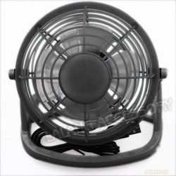 Free Shipping 1Pcs/lot Black Super USB Mini Portable Cooler Cooling Desktop Power PC Laptop Desk Fan 740028(China (Mainland))