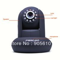 Genuine Foscam FI8910W Black NEWEST MODEL with IR-Cut Filter ip camera CMOS Sensor webcam High image & 2 YEAR WARRANTY