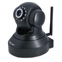 5x Foscam FI8918W Wireless IP Camera PanTilt Audio WiFi Black/White EMS FREE SHIP