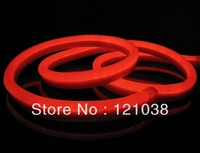 superbright  led Red neon light flexible tube waterproof