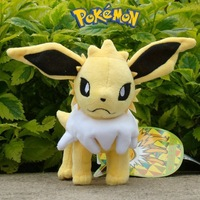 "Jolteon 6.5"" Pokemon Plush Toy Nintendo Cool Collectible Stuffed Animal Doll"