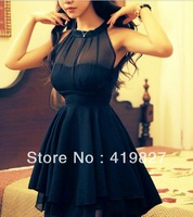 Wholesale 2013 New Fashion Bandage Runway Casual Dress Mint Maxi Lolita Women Novelty Cute Lace Dresses Peplum Party Vestidos