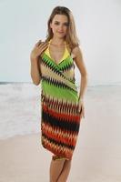 Beach Wrap Dress ( 165 ) Beach Cover Ups For Bathing Suit Deep Fashion Swimwear Sexy Bikini Lady's Swimsuit  Free Shipping