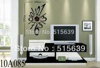 DIY Numbers Vinyl Stickers Wall Clock Wallpaper Classic Time Decor Art 10A085