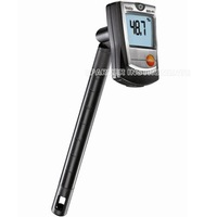 NEW Testo 605-H1 Thermo Hygrometer Humidity Stick (RH/Temp/DewPoint)HVAC Meter