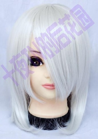 Tn-45 high temperature wire silver wig cos 58(China (Mainland))