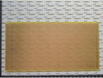 Glass fiber board epoxy plate circuit board,13*25CM breadboard  test breadboard,free shipping
