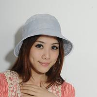Fashion women's hat summer beach hats sun hat sunbonnet summer