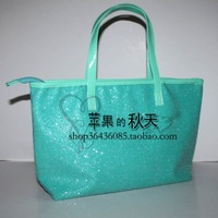 Hm fashion all-match candy green shoulder bag handbag women's handbag fashion bag  ,Free shipping