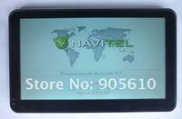 "2014 7"" HD Touch screen CAR GPS Navigation RAM128/ROM 4G 800MHZ fast FM transmitter window ce6.0 built in 4GB in original box"