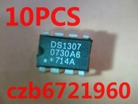 Best Price 10PCS DS1307 DS1307N DIP-8 RTC SERIAL 512K I2C Real-Time Clock  ICFree Ship