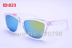 Top quality product new color Sun glass , mix order frogskin / frogskins Men&#39;s women`s Sport retro super Sunglass free shipping(China (Mainland))