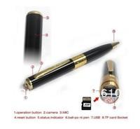 New Special Pen Camera 1280*960 PEN Video Recorder pen DVR Camcorder