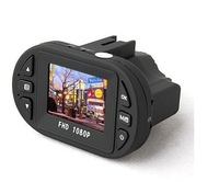 2013 Newest Mini Size Full HD 1920*1080P 12 IR LED Car Vehicle CAM Video Camera C600 Recorder Russian Car DVR