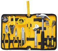 free shipping BOSI Portable 19PC home tools kit, china top ten brand