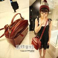 2013 women's winter handbag shoulder bag casual messenger bag candy small bag  ,free shipping