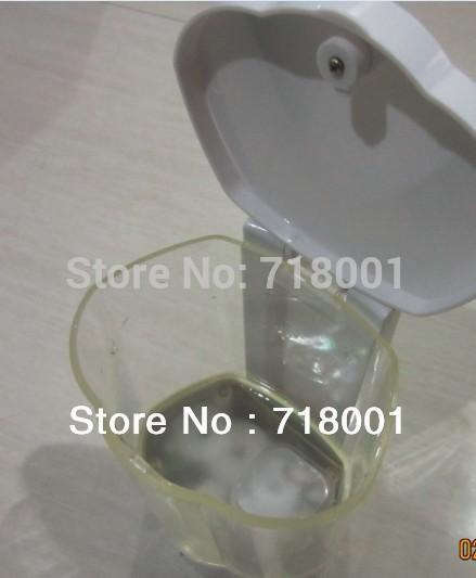 Free DHL factory promotion 50pcs Automatic Sensor Soap & Sanitizer Dispenser Touch-free Kitchen Bathroom(China (Mainland))
