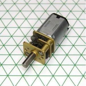 Gear Motor / micro motor N20 MMini 12V DC 200 RPM High Torque Electric Gear Box Motor