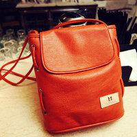 2013 gentlewomen vintage bag casual bag bucket bag shoulder bag handbag women's motorcycle bag