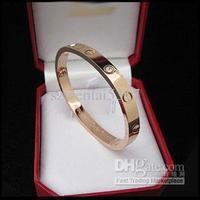 18k rose gold eternal love lovers  bracelet screwdriver hand ring