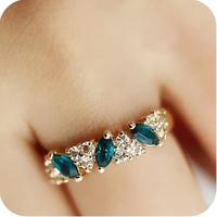 Od0260 sweet sparkling ring female 3g