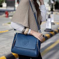 2013 women's handbag vintage print shoulder bag messenger bag handbag bag female small bags