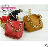 Hot-selling 2013 chain bag shoulder bag messenger bag handbag women's small bag  .Free  shipping