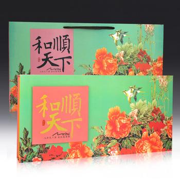 PU er tea health tea cooked tea seven cake new year gift box