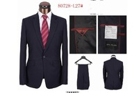 2013 newly brand blue business men suits  high quality and free shipping