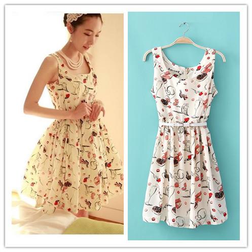 Patrones para hacer un vestido casual - Imagui