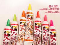 Multicolour chocolate pen decorating pen cake decoration deco pen cake tools 12 color for choose