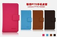 2013 excellent design lenovo p770 case Original Flip
