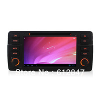 "7""BMW 3 Series Android 4.0 Auto Audio Stereo E46 318 320 325 Car DVD Player GPS Navigation"