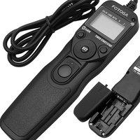 Free shipping!Wholesale Fotga Timer Remote Cord for MC-36 Nikon D90 D3100 D3200 D3300 D5100 D5200 D5300 D600 D7000 D5000
