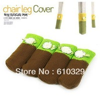 Free Shiping Wholesales 20SET=80PCS Tables and Chair leg COVER Coffee table - Socks Foot