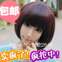 Wig non-mainstream handsome female bobo pear stubbiness