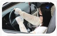 Hot! Summer radiation high-end fashion gloves, driving gloves